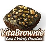 Vital & Delicious Vitabrownies, Deep Velvety Chocolate, 32 Count