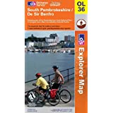 South Pembrokeshire (OS Explorer Map)by Ordnance Survey