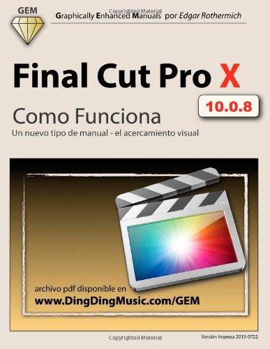 Final Cut Pro X - Como Funciona: Un nuevo tipo de manual - el acercamiento visual