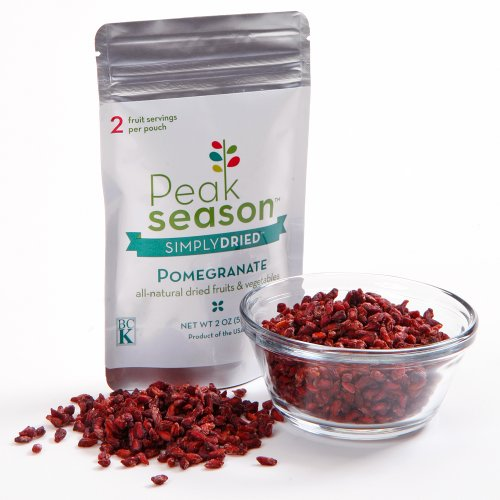 Pomegranate Dried Fruits Chewy 2Oz