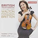 British Violin Sonatas [Tasmin Little, Piers Lane] [Chandos: CHAN 10770]
