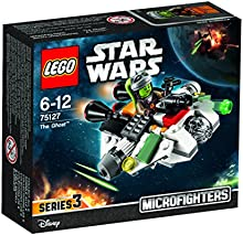 Comprar Lego 75127 LEGO Star Wars - Set The Ghost, multicolor (75127)