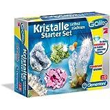 Clementoni 69269.9 - Galileo - Kristalle selbst züchten - Starter-Set