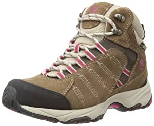 Buy Timberland Tilton hiking shoes Ladies Mid, GTX brown by Timberland