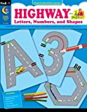 Highway Letters, Numbers and Shapes