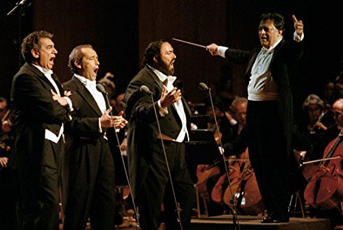 Three Tenors Concert  1990