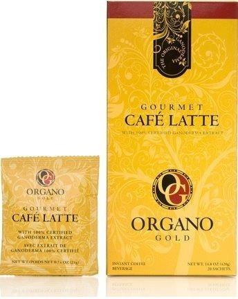 Organo Gold Gourmet Latte 14.8Oz, Garden, Lawn, Maintenance