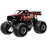 Hot Wheels Monster Jam Barbarian Die-Cast Vehicle, 1:24 Scale