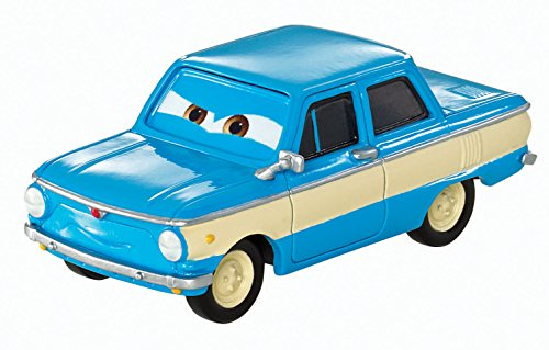 Disney/Pixar Cars Vladimer Trunkov Diecast Vehicle