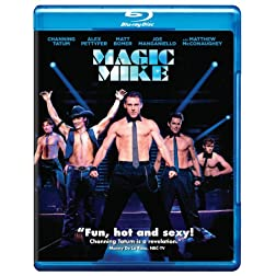 Magic Mike (Movie Only + UltraViolet Digital Copy) (Blu-ray)