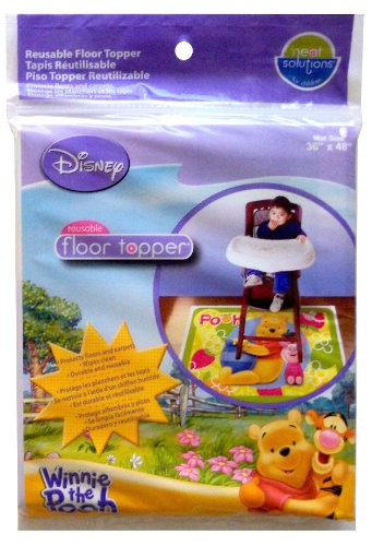 Neat Solutions Disney Winnie the Pooh Meal and Play Mat