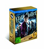 Image de BluRay Harry Potter und der Halbblutprinz - UCE [Blu-ray] [Import allemand]