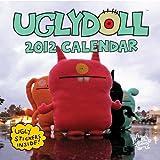 Uglydoll 2012 Wall Calendar (Calendar 16 Montths)