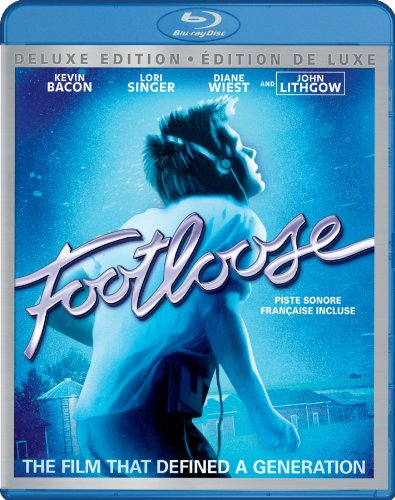 Sale alerts for Warner Home Video Footloose (1984) (Bilingual) [Blu-ray] - Covvet