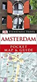 DK Eyewitness Pocket Map and Guide: Amsterdam Collectif