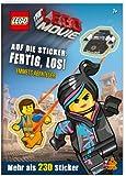 The LEGO Movie. Auf die Sticker, fertig, los!: Emmets Abenteuer