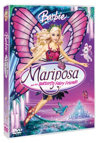 Barbie - Mariposa [DVD]