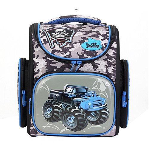 Moonwind Cool Boys Backpack for Elementary School