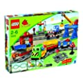 LEGO Duplo 5609 - Eisenbahn Super Set, sortiert