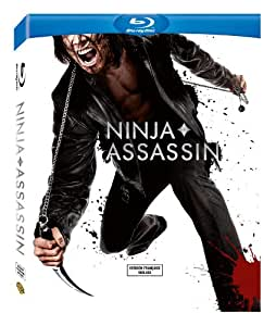 Ninja Assassin [Blu-ray] (Bilingual)