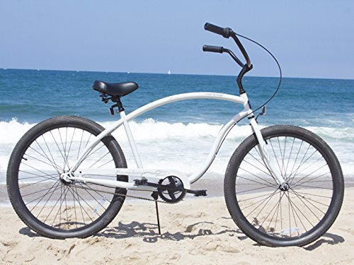Firmstrong Bruiser Man Beach Cruiser Bicycle, 26-Inch 4