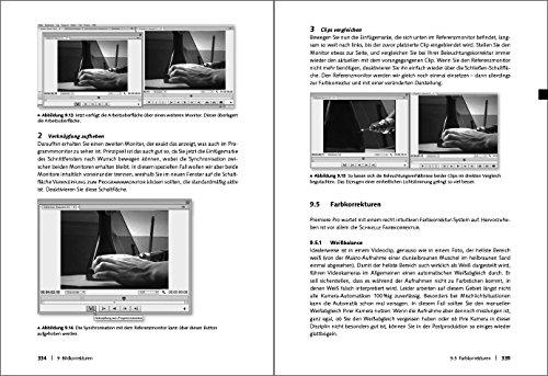 Adobe Premiere Pro CC: Schritt für Schritt zum perfekten Film – Videoschnitt, Effekte, Sound - 10