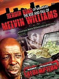 Melvin Williams Baltimore Gangster