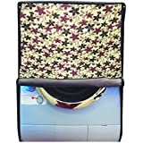 DreamCare Printed Waterproof & Dustproof Washing Machine Cover For Front Loading IFB Senator Smart Touch - 8 Kg Washing Machine