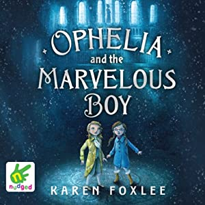 Ophelia and the Marvellous Boy Audiobook