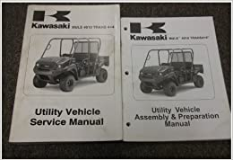 kawasaki mule 4010 service manual free download