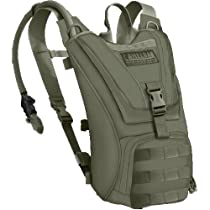 CamelBak Ambush, Foliage Green, with Mil-Spec Antidote Reservoir