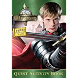 Merlin Quest Activity Bookby Various