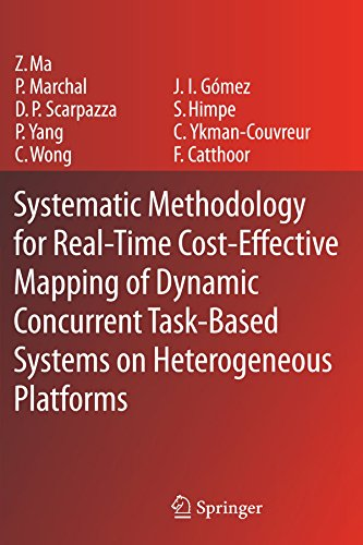 Systematic Methodology for Real-Time Cost-Effective Mapping of Dynamic Concurrent Task-Based Systems on Heterogenous Pla