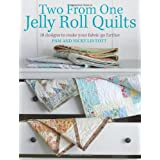 Two from One Jelly Roll Quiltsby Pam Lintott