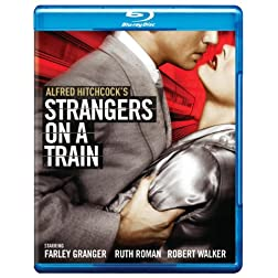 Strangers on a Train [Blu-ray]