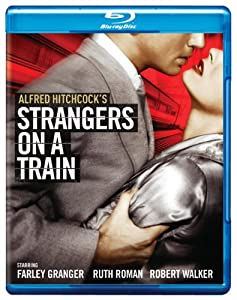 Strangers On A Train (BD) [Blu-ray]