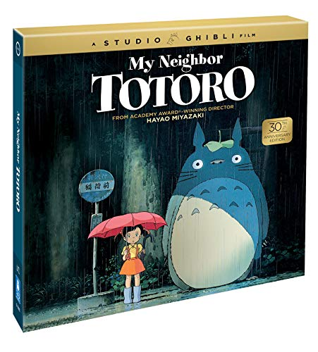 Blu-ray : My Neighbor Totoro (30th Anniversary Edition) (2 Discos)