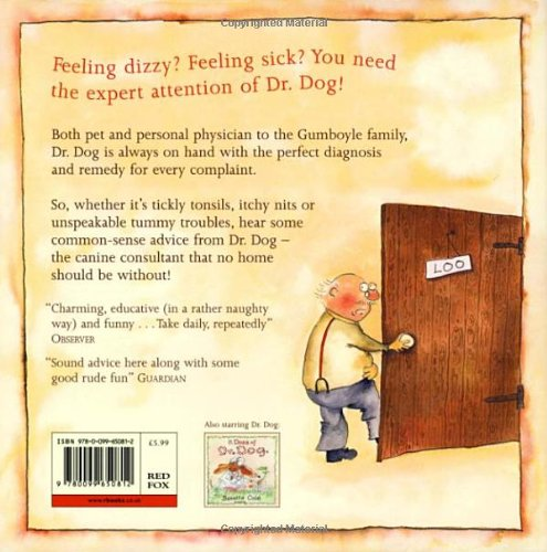 Dr Dog (Red Fox Picture Books)