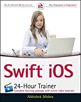 Swift iOS 24-Hour Trainer Front Cover