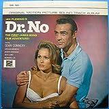 Monty Norman Dr. No (Original Motion Picture Soundtrack) [Vinyl LP]