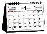 2016年 シンプル卓上カレンダー(B6ヨコ) ([カレンダー]) ランキングお取り寄せ