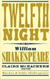 Twelfth Night (Barnes & Noble Shakespeare) (1411401182) by William Shakespeare