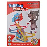 Smile Creations Talking Tom Cat Track Set (2010t, Multicolor)
