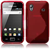 SAMSUNG GALAXY ACE S5830 RED