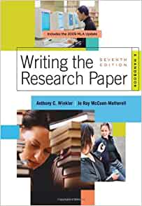writing the research paper winkler