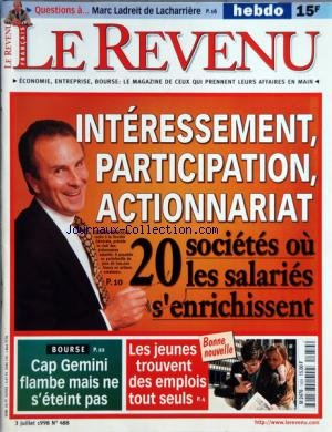 revenu-francais-le-no-488-du-03-07-1998-interessement-participation-actionnariat-20-societes-ou-les-