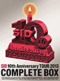 SID 10th Anniversary TOUR 2013 COMPLETE BOX(��������������)