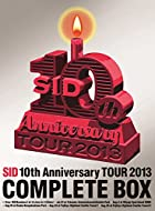 SID 10th Anniversary TOUR 2013 COMPLETE BOX(完全生産限定盤) [DVD]