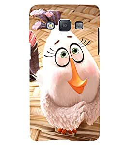 PRINTSWAG CARTOON CHARACTER Designer Back Cover Case for SAMSUNG GALAXY A5