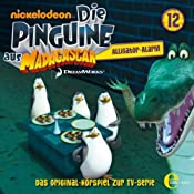 Alligator-Alarm (Die Pinguine aus Madagascar 12) | Thomas Karallus